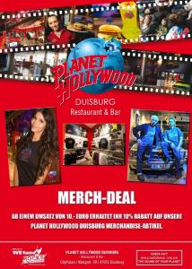 Merch Deal